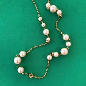 J.Crew Pearl Necklace